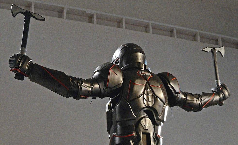 armaduras gladiatore