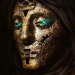 Máscara de Norbertus Furiae