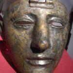 máscara mortuoria de Gyra Daemones